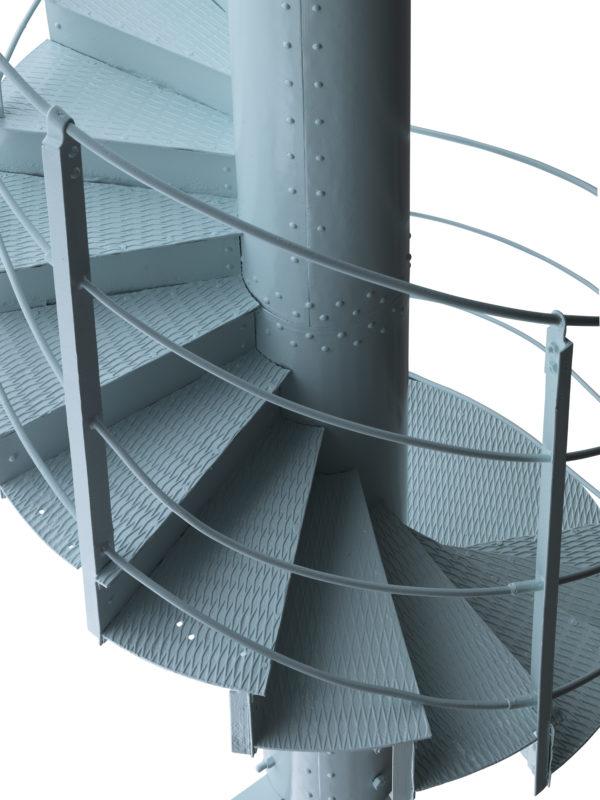 Treppe des Eiffelturms Detailsaufnahme ©Artcurial