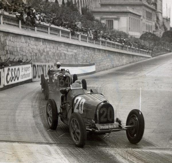 1931 Bugatti Type 51 Grand Prix, chassis 51128, Monaco 1932 - DR