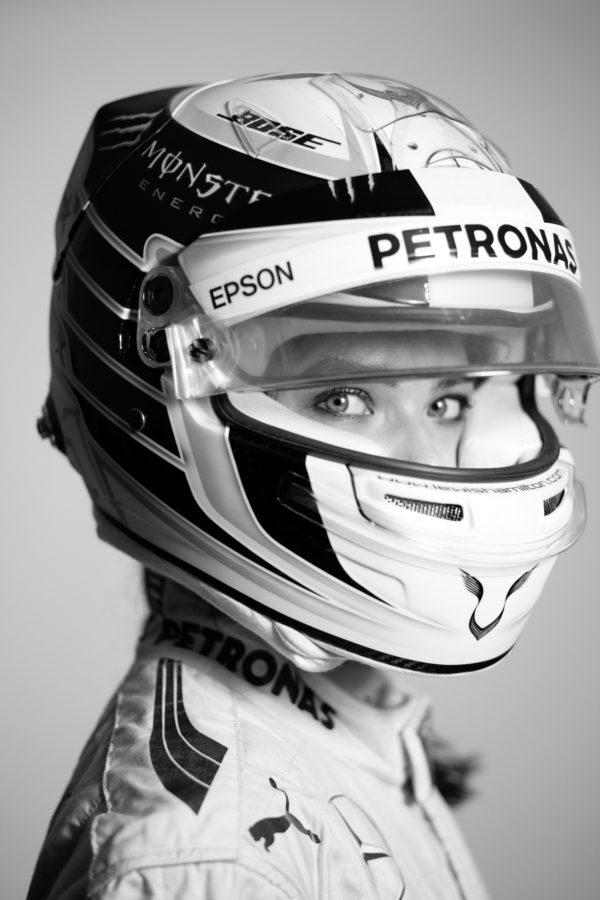 Vibration - Collection F1 Helmets