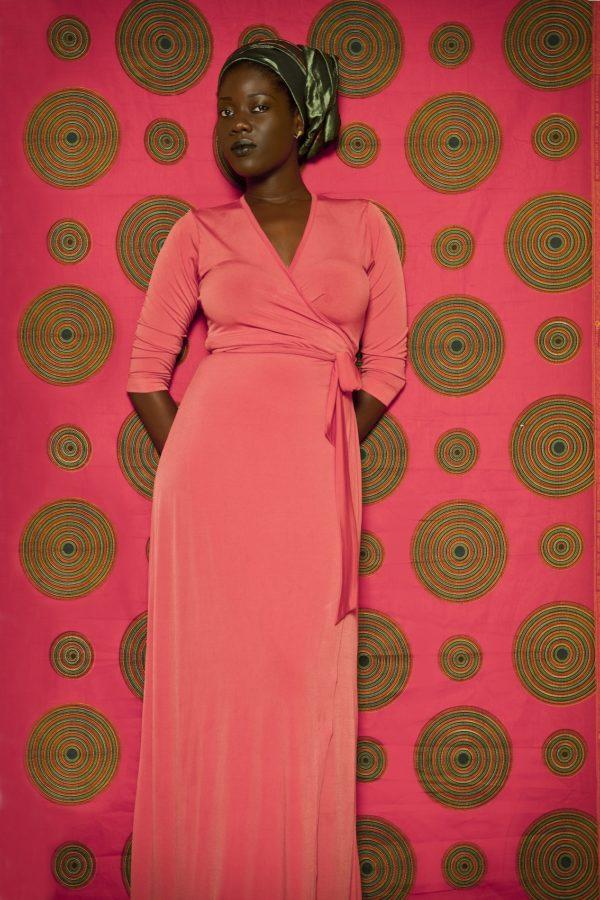 Omar Victor Diop, Marianna, 2014 © Omar Victor Diop Courtesy Galerie MAGNIN-A