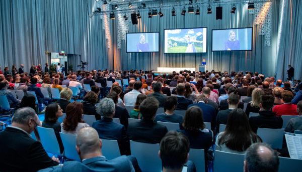 Katharina Schulze @ Internet World EXPO 2019 am Dienstag (12.03.2019) in München.