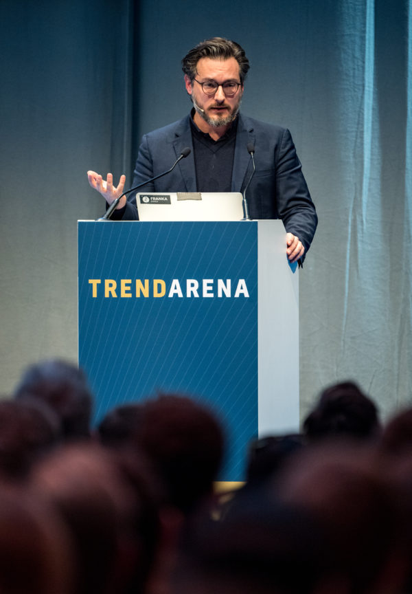 Prof. Sami Haddadin @ Internet World EXPO 2019 am Dienstag (12.03.2019) in München. © Marc Müller_Internet World Expo 2019