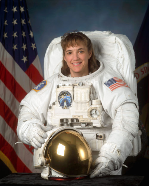 Heidemarie Stefanyshyn-Piper © NASA