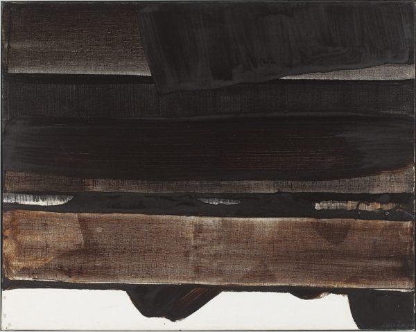 Pierre Soulages: 15.5.75 © Artcurial