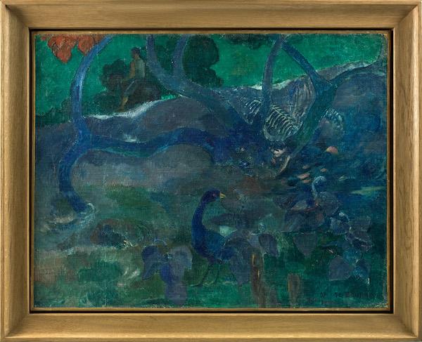 Paul Gauguin Te Bourao (II), 1897 (2) © Artcurial