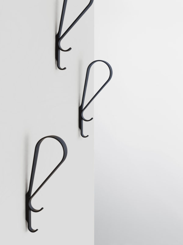 Tupla Wall Hook, Photo: Studio Bouroullec Copyright exploitation rights with Artek