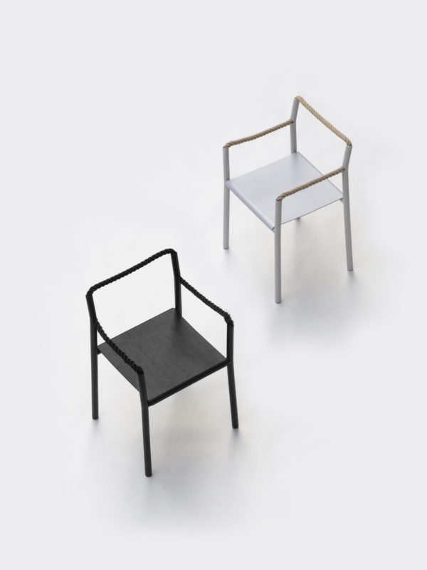 Rope Chair, Photo: Studio Bouroullec Copyright exploitation rights with Artek