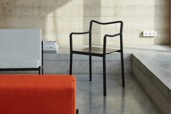 Rope Chair, Kiki Lounge Chair @ Mikko Ryhänen