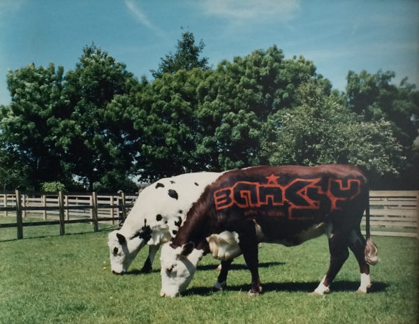 Banksy Raising the Steaks © Artcurial