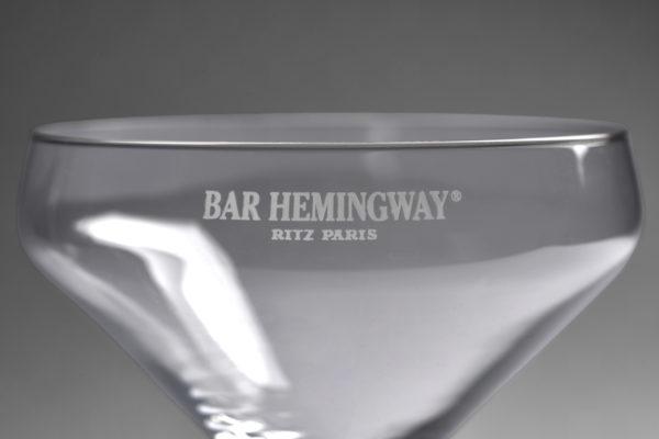 Bar Hemingway glass © Artcurial